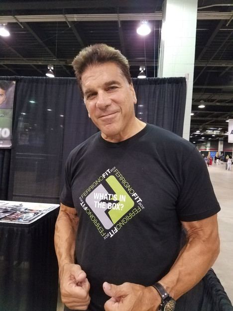 An Interview with Lou Ferrigno