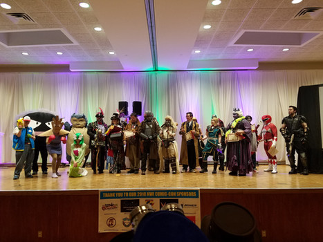 Northwest Indiana Comic Con - 2018