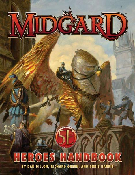 Midgard Heroes Handbook -- Game Review