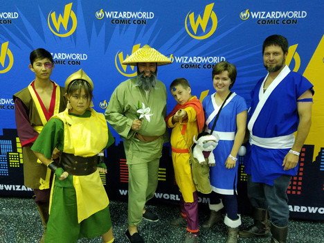 Wizard World Chicago 2017 Cosplay Gallery