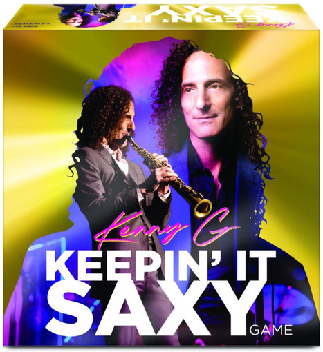 So, Kenny G Has A Board Game, Now?