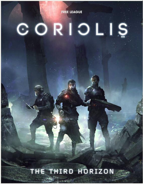 Coriolis: A Portal to Sci-Fi Tabletop Roleplaying