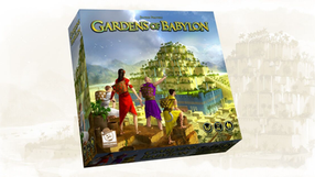 Gardens of Babylon -- an Interview with Rob Thompson of Cackleberry Games
