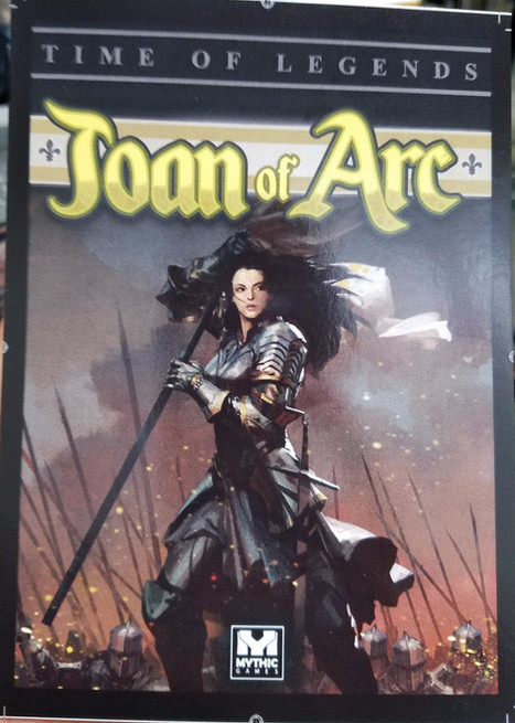 An Interview with Leonidas Vesperini on the Upcoming Game Joan of Arc
