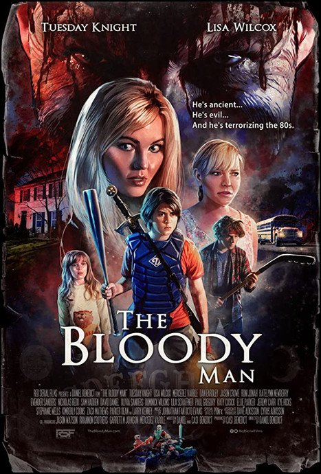 The Bloody Man is a Must-See for 80s Horror Fans