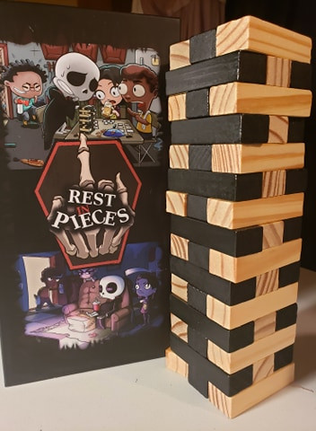 Rest In Pieces--A Light Tabletop RPG, now on Kickstarter