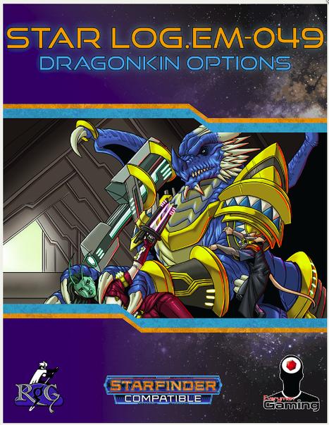Star Log.EM-49: Dragonkin Options -- RPG Review