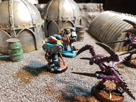 I Swore Off of Warhammer 40K--Now I'm Trying Out Kill Team