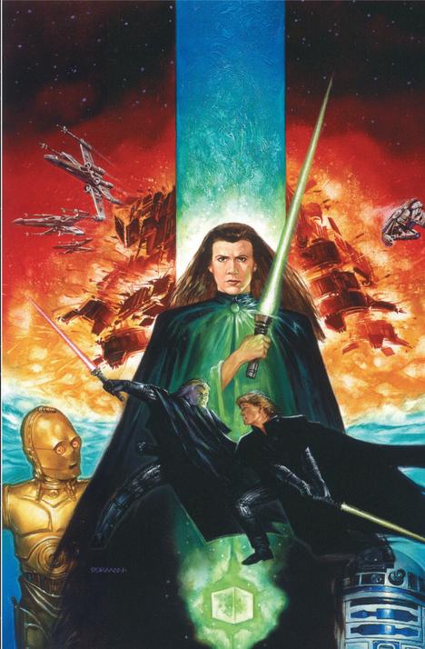 5 Similarities Between Star Wars Dark Empire and The Last Jedi