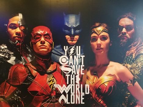 Justice League: It's Very Okay