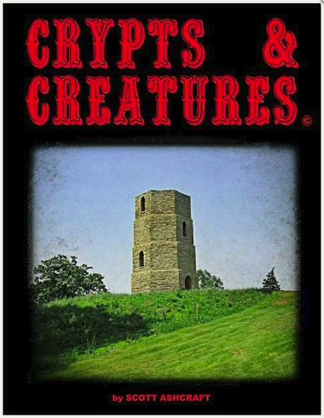 Crypts & Creatures Reviewed: A Great Introduction to Role Playing Games