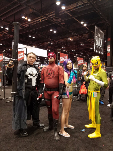 C2E2 2017 Cosplay Gallery