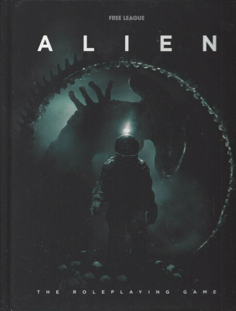 The Alien RPG is Here, and it's Amazing