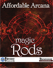 Affordable Arcana - Magic Rods -- RPG Review