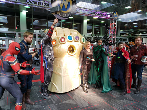 Wizard World Chicago 2018 Cosplay Highlights