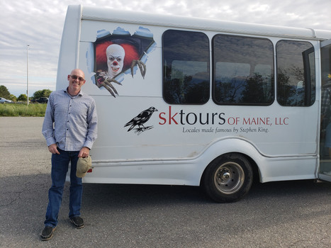 SK Tours is the Ultimate Experience for Steven King Fans