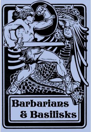 Review of Barbarians & Basilisks--a Light, No-Frills Fantasy RPG