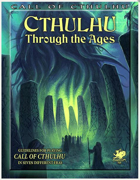 Cthulhu Through the Ages Brings Your Game to Crazy Places
