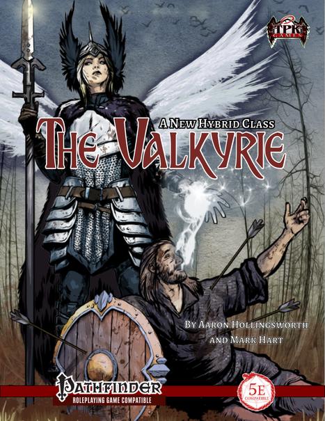 Valkyrie Hybrid Class--RPG Review