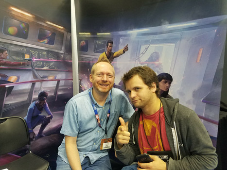 An Interview with Chris Birch--Publisher of Modiphius' Star Trek Adventures RPG
