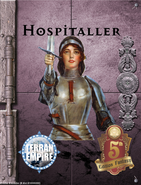 Hospitaller for 5th Edition -- Game Review