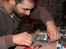 Fabrication de mecanisme