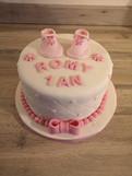 Cake design - Bébé