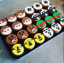 Muffins Star Wars