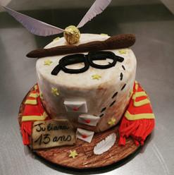 Cake design - Harry Potter