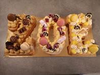 Letter Cake - Zoe