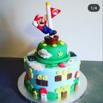 Cake Design Mario