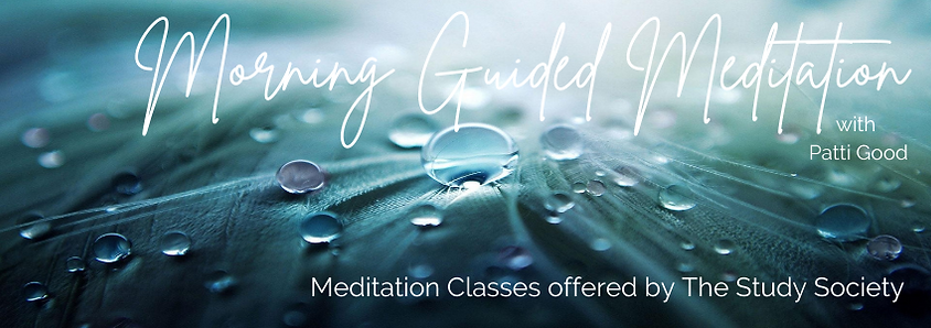 Guided Meditation with The Study Society