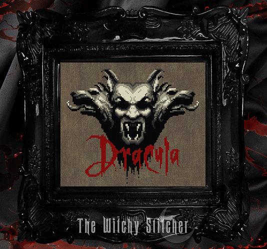 Dracula ~ Bram Stoker ~ PDF Pattern