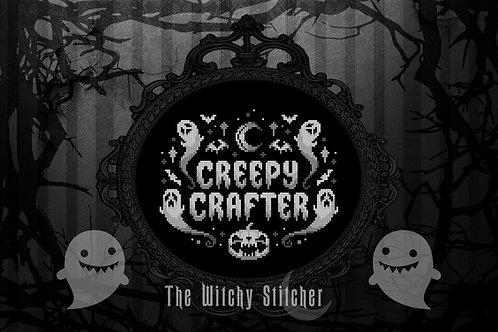 Creepy Crafter ~ PDF Pattern