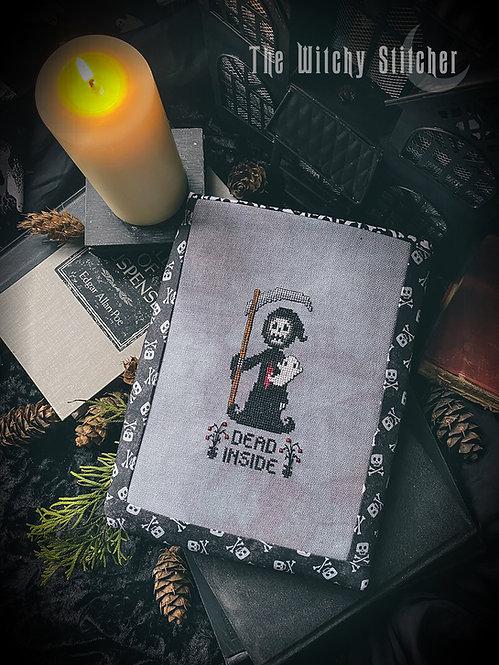 Dead Inside ~ Grim Reaper ~ PDF Pattern