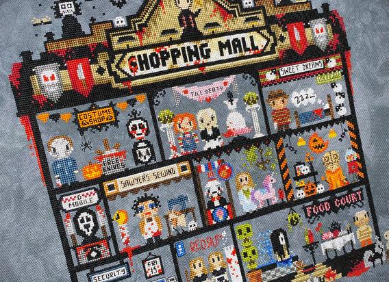Chopping Mall SAL 4 - cross stitch - The Witchy Stitcher.jpg
