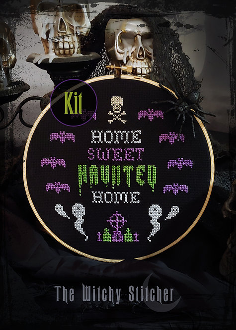 KIT ~ Home Sweet Haunted Home