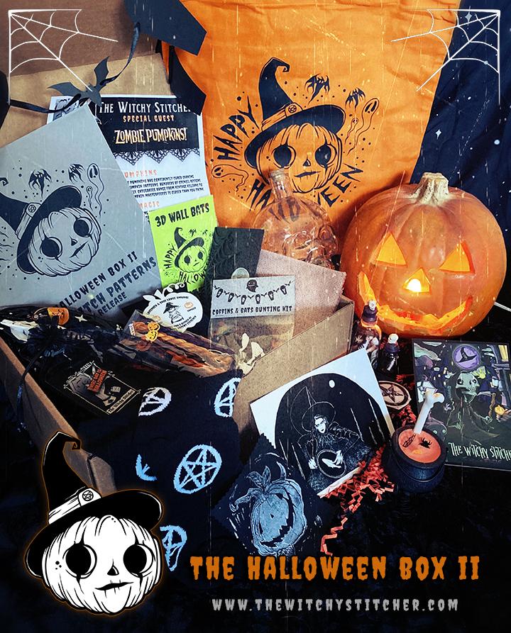 Halloween Box Reveal!