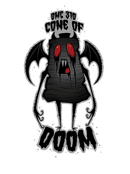 Cone of Doom Cryptid - PNG - The Witchy Stitcher.png