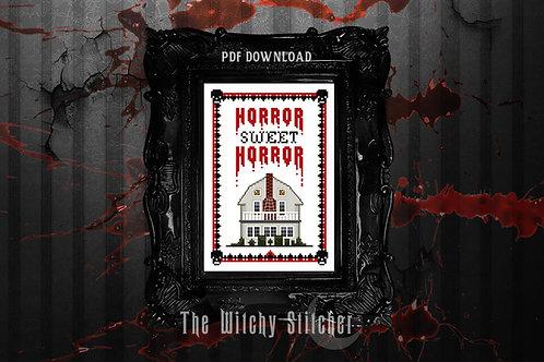 Horror Sweet Horror ~ PDF Pattern