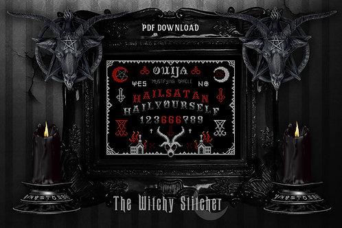 Ouija ~ Hail Satan ~ PDF Patter
