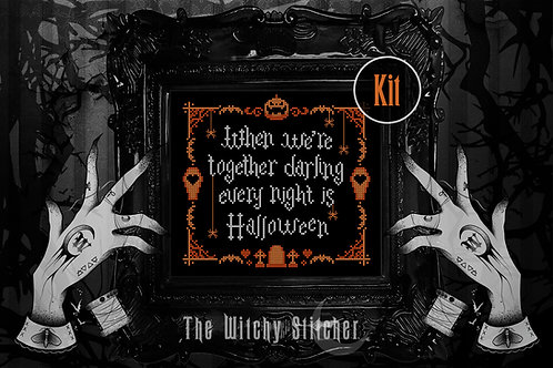 KIT ~ Every Night Is Halloween ~ The Addams Family