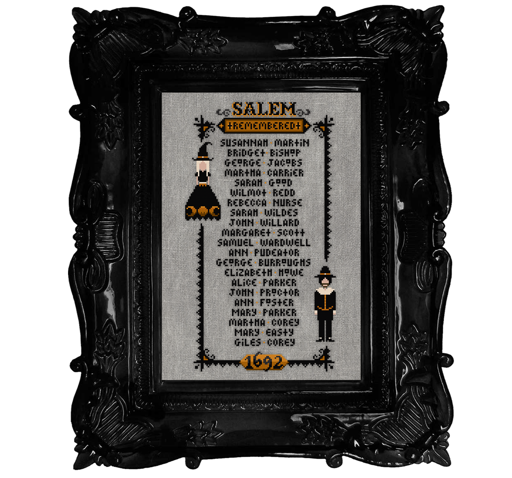 Salem Remembered