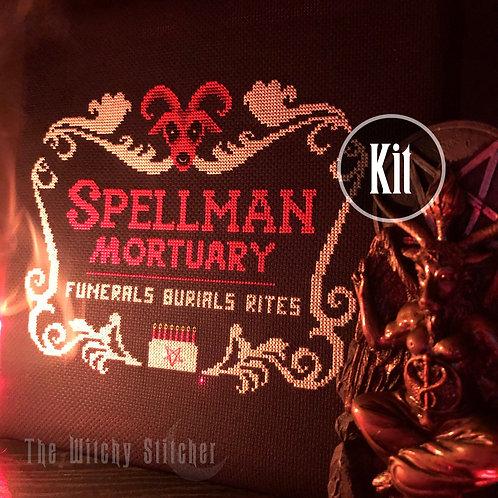KIT ~ Spellman Mortuary