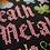 Thumbnail: Death Metal ~ PDF Pattern