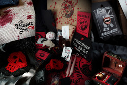 Stitch Witch Box - Vampire Box - The Wit