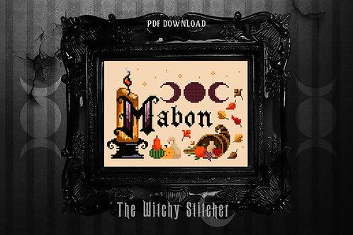 Mabon Sabbat ~ PDF Pattern