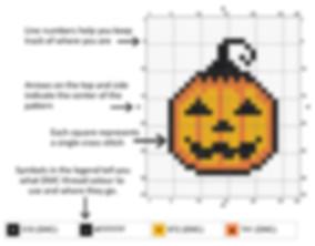 The Witchy Stitcher - Witchy Stitch Art Cross Stitch Patterns and Designs - How To Cross Stitch