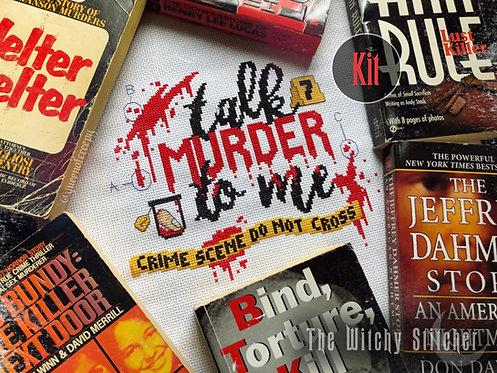KIT ~ Talk Murder To Me