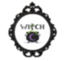 Witch Free Cross Stitch Pattern - transp